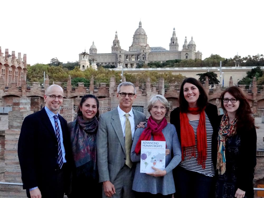 Das Ariadne -Team besucht sechs europäischen Städten , um die knowledge Demo