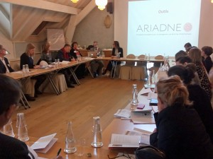 Ariadne workshop in Annecy