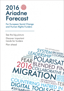 Ariadne2016Forecast-cover 400s